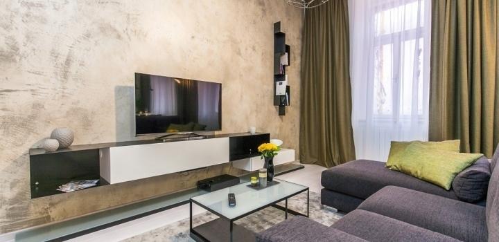 Luxusní byt Praha 6 - 78m