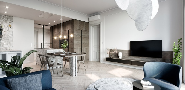 Luxusní byt na prodej - Praha 2 - Vinohrady