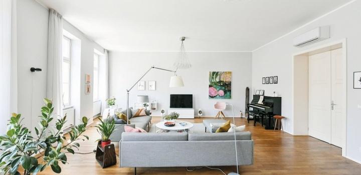 Luxusní byt 5+kk na pronájem - Praha 1 - 217m
