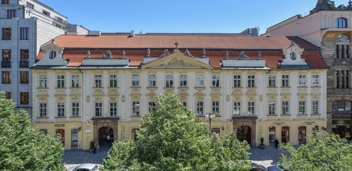 Kancelář k pronájmu v centru Prahy - 235m
