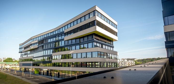 Moderní kanceláře k pronájmu, Praha 8 - 332