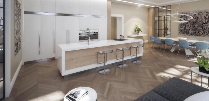 Luxusní byt na prodej Staré Město - 170m