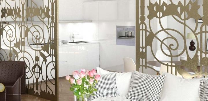 Luxusní byt Staré Město 60m