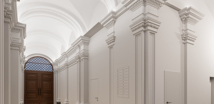 Prodej ateliéru Praha 1 - 17m