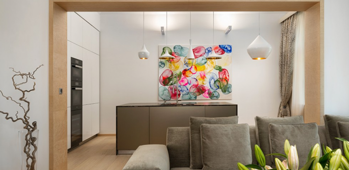 Prodej bytu Janáčkovo nábřeží 237m