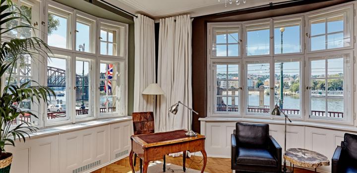 Luxusní byt s výhledem 177m