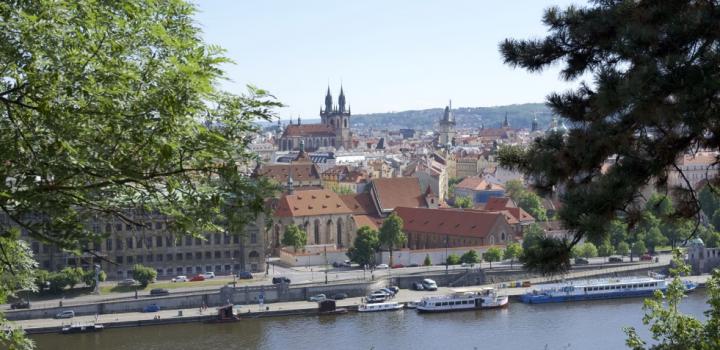 Mezonetový byt na prodej Praha 7 - 163m