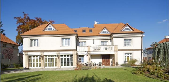 Luxusní vila ve Střešovicích 986m