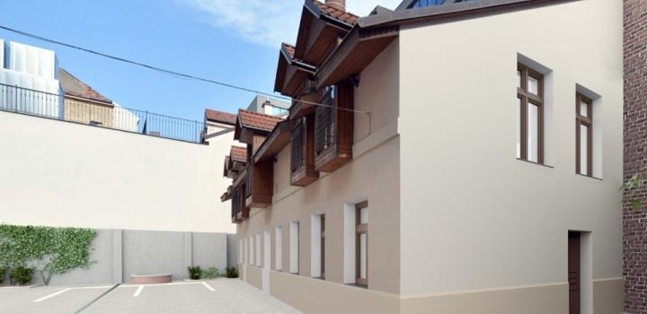 Prodej domu Praha 5 - 209m