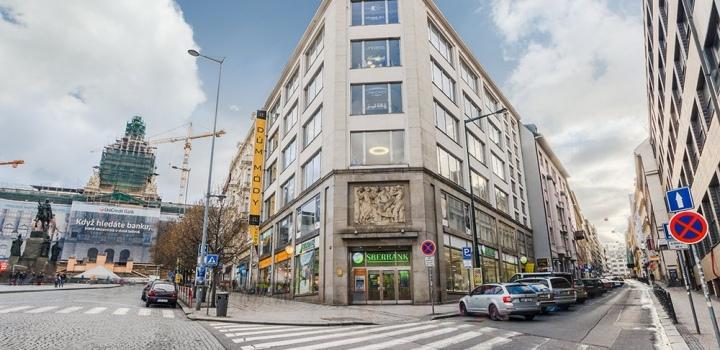 Obchodní prostory k pronájmu, Praha 1 - 570m