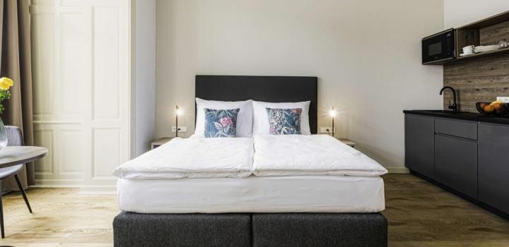 Luxusní byt na pronájem - Praha 1 - Nové