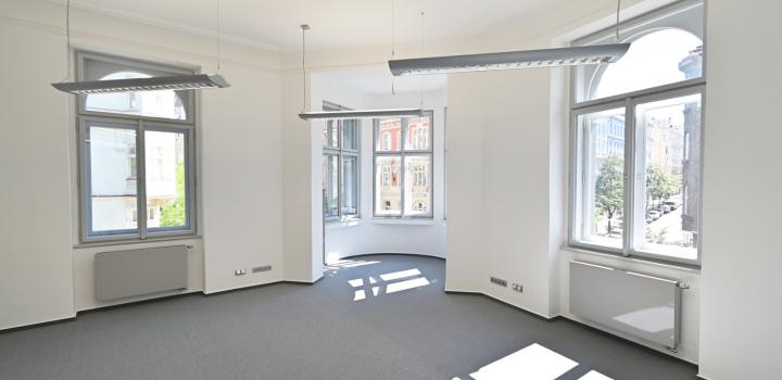 Luxusní kancelář k pronájmu v centru Prahy