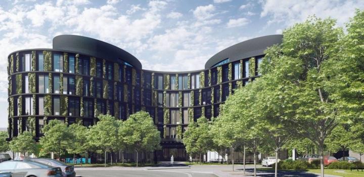 Moderní kanceláře k pronájmu, Praha 8 - 408