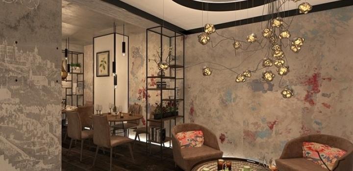 Luxusní restaurace na pronájem - Praha 1