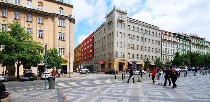 Kancelář na pronájem Praha 1 - 67m