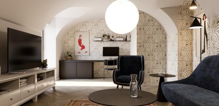 Byt na prodej - Praha 5 - Hlubočepy - 95m