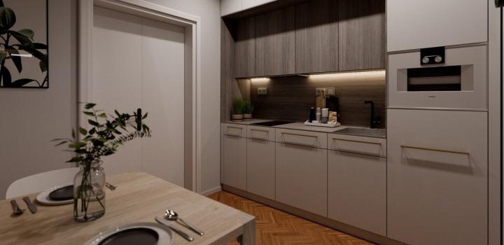 Byt na prodej - Praha 8 - Libeň - 78m