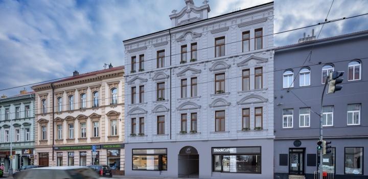 Byt na prodej - Praha 8 - Libeň - 59m