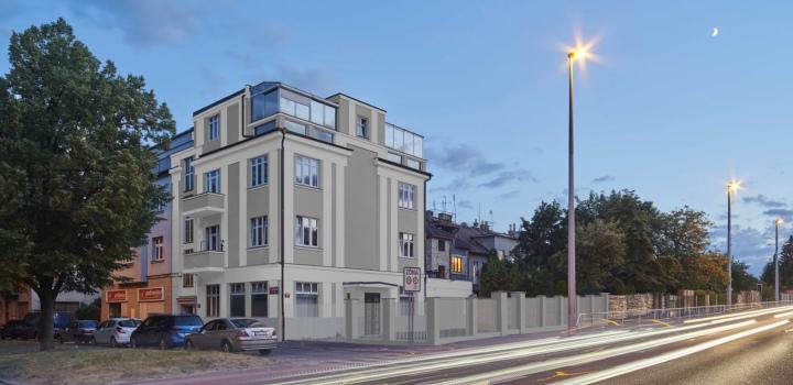 Byt na prodej - Praha 6 - Liboc - 50m