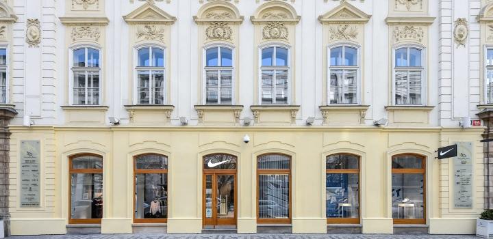 Obchodni prostor k pronájmu v centru Prahy