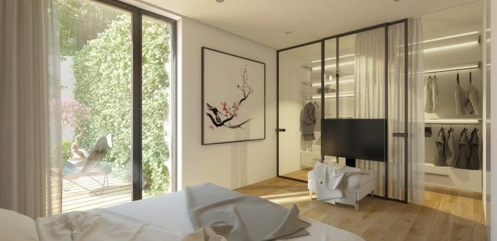 Luxusní duplex na prodej - Praha 5 - Smíchov