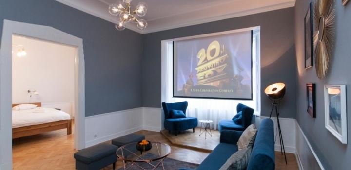 Luxusní kancelář na prodej Nové Město - 117m