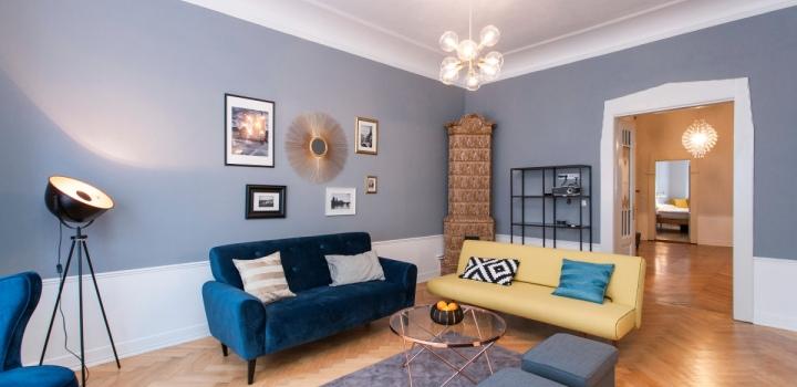 Luxusní byt na prodej Nové Město - 117m