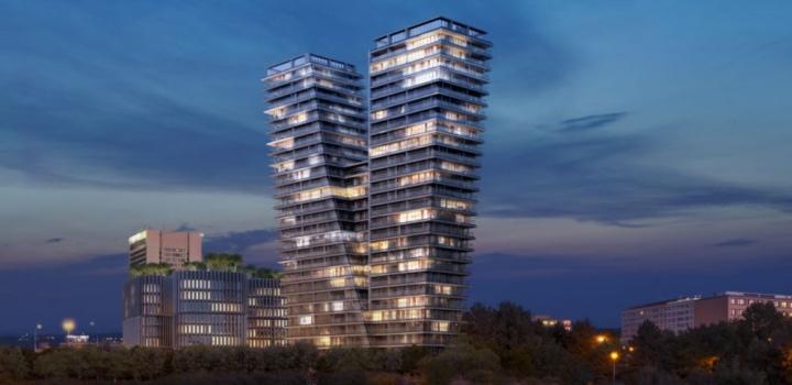 Prodej luxusního bytu Praha 4 - 62m