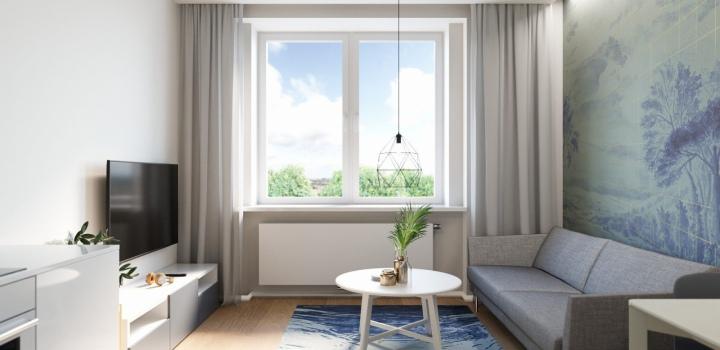 Luxusní byt na prodej Libeň 31m