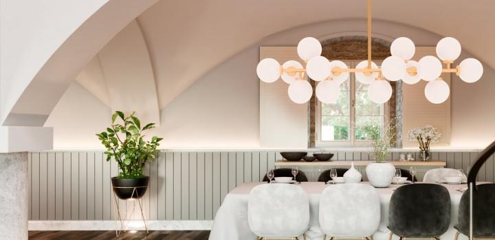 Luxusní byt v historické budově Praha 6 - 290m