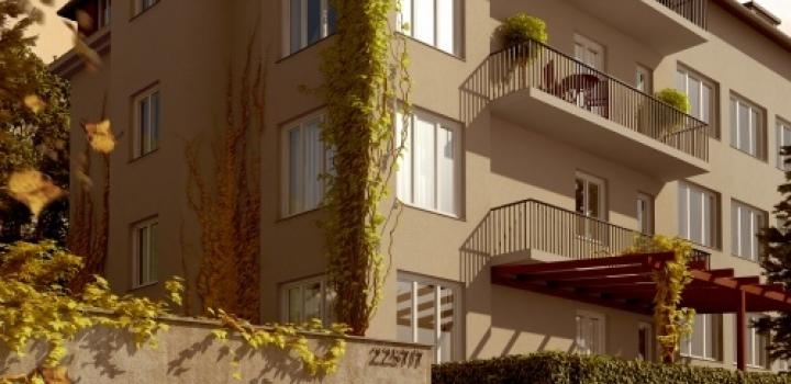 Luxusní byt Provaznice 262m