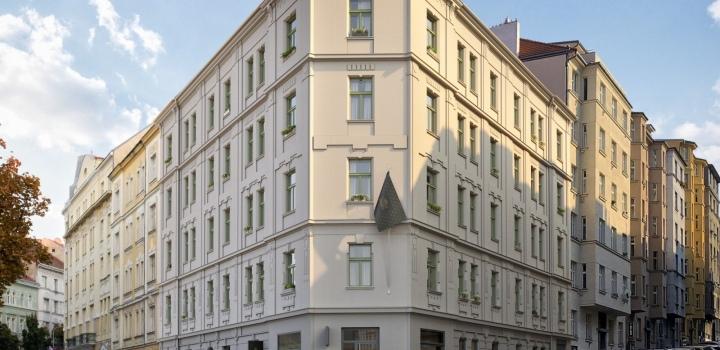 Luxusní byt na prodej Praha 3 - 75m