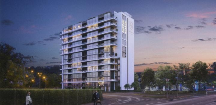 Luxusní loftový byt v Modřanech - 58m