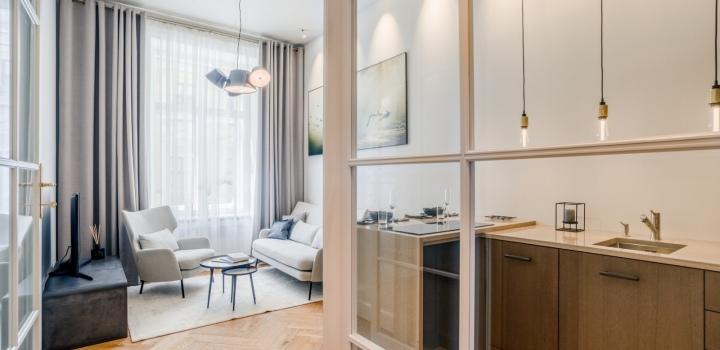 Luxusní byt Praha 1 - 248m