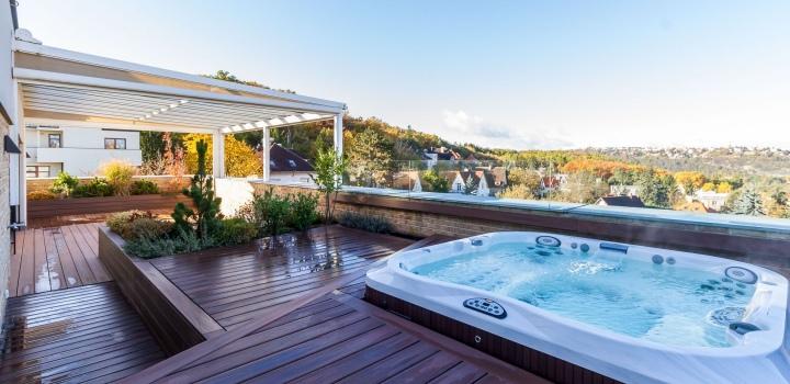 Luxusní penthouse s wellness zónou na prodej