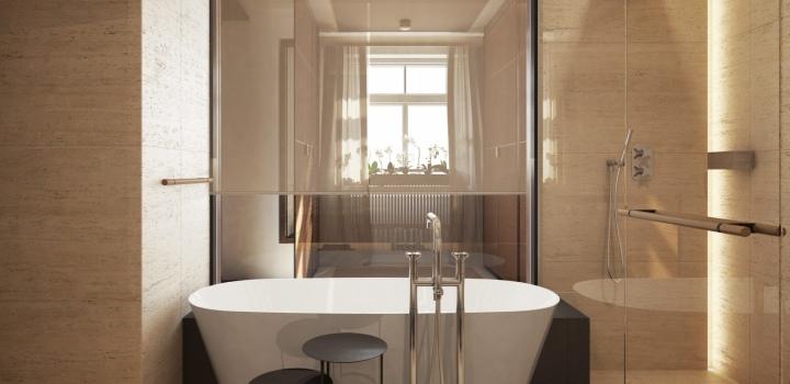 Luxusní byt na prodej Praha 1 Josefov - 108m