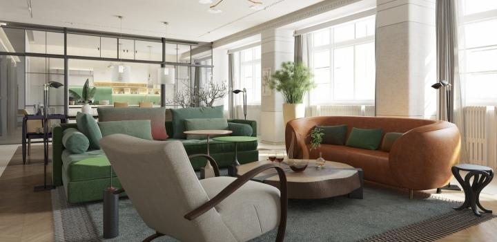 Luxusní byt na prodej Praha 1 - 246