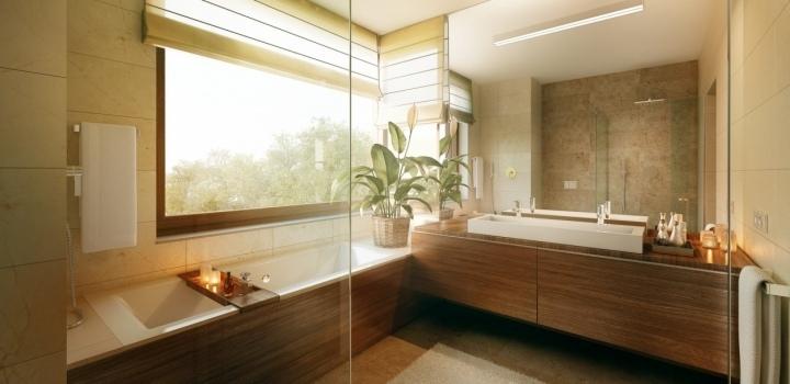 Luxusní byt s balkonem, Podolí 76m