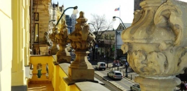 Byt s výhledem na Pražský hrad 180m