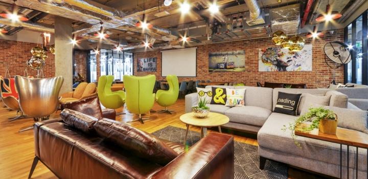 Luxusní coworking kanceláře k pronájmu, Praha