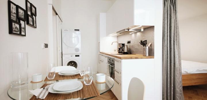Prodej luxusního atypického bytu na Praze 1