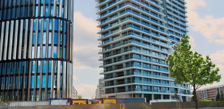 Luxusní byt na prodej - V Tower - 112