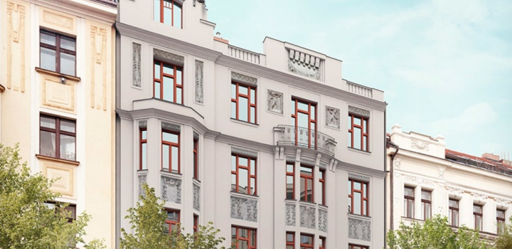 Prodej bytu Praha 7 - 58m