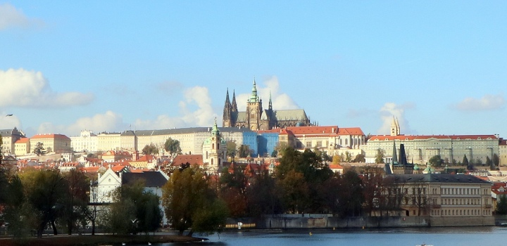 Luxusní byt k pronájmu Praha 1 - Malá Strana