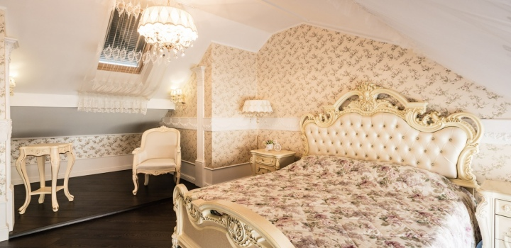 Luxusní byt na prodej v centru Prahy 1 - 240m