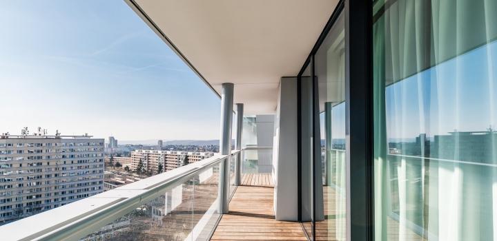 Pronájem luxusního bytu s terasami Praha 4