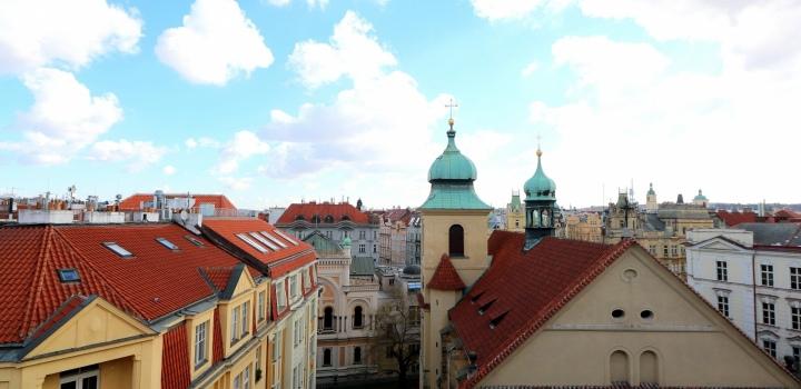 Luxusní byt na prodej Praha 1 Staré Město