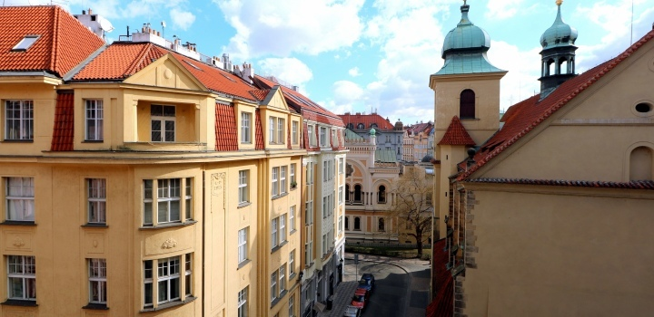 Luxusní byt na prodej Josefov Praha