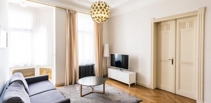 Luxusní byt na prodej Staré Město 159m