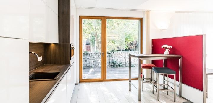 Luxusní byt s terasou na prodej Praha 5 - 110m
